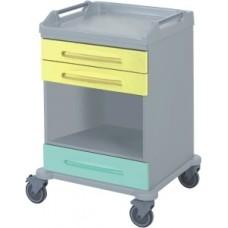 Медицинская тележка для различных процедур 16-FT680