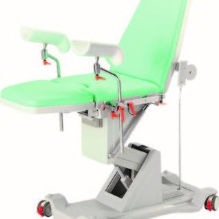 Гинекологическое кресло смотровое 19-SM612