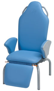 Медицинское кресло для забора крови и терапевтических процедур 17-PO110 (Вариант 2)