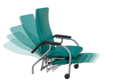 Медицинское кресло для терапевтических процедур 17-FP340
