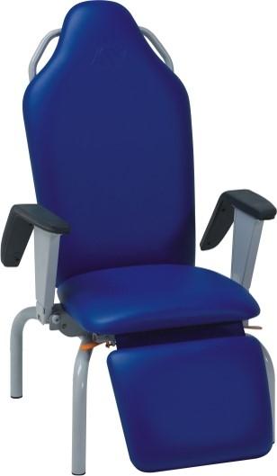 Кресло для забора крови и терапевтических процедур 17-PO110 (Вариант 1)