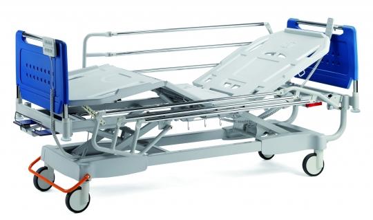Реанимационная кровать для интенсивной терапии электрическая 11-СP259