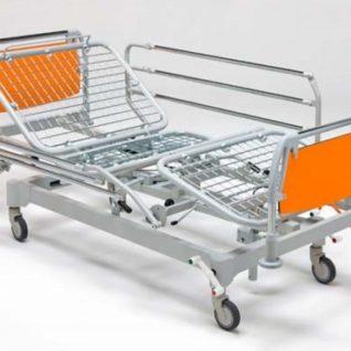 Медицинская функциональная кровать четырехсекционная 11-СP156