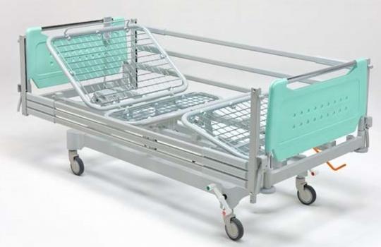 Медицинская кровать четырехсекционная функциональная 11-CP159