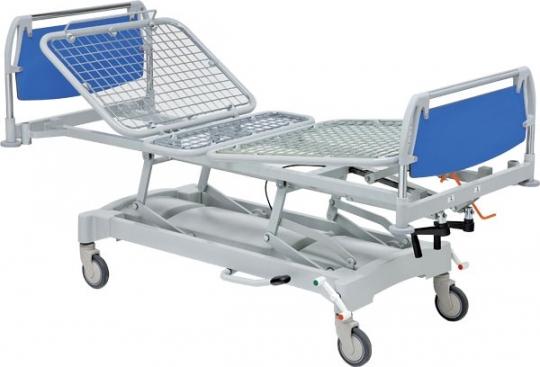 Медицинская трехсекционная кровать электрическая 11-CP165