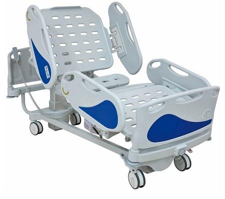 Медицинская многофункциональная электрическая кровать 11-СP207 (Базовая комплектация 1)