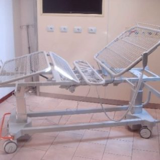 Медицинская кровать для пациентов с повышенным весом 11-LE610