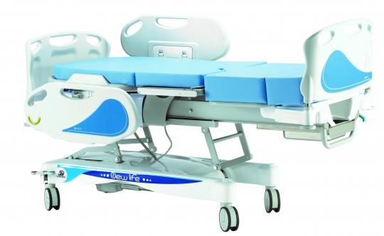 Акушерская кровать для родовспоможения электрическая 19-PO905 (Вариант 2)