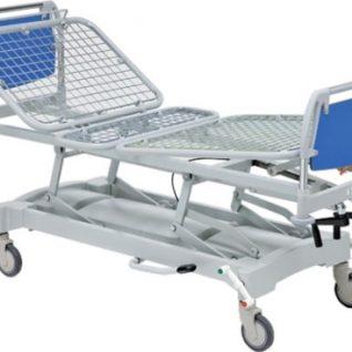 Трехсекционные медицинские функциональные кровати