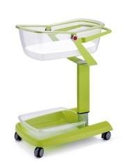 Медицинская кровать для новорожденных с изменяемой высотой 19-FP652