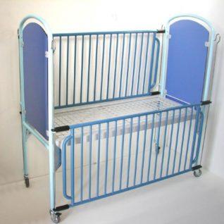 Медицинская кровать детская 19-FP654 (Вариант 3)