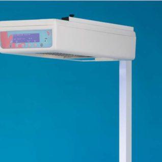 Лампы медицинские для обогрева младенцев