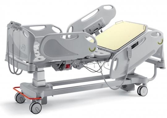 Реанимационная медицинская кровать для интенсивной терапии 11-СP207 (Базовая комплектация 3)