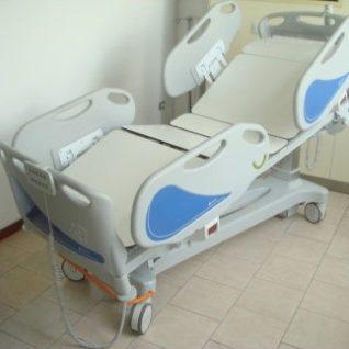 Медицинская кровать пятисекционная для интенсивной терапии и реанимации 11-CP216 (Базовая комплектация 1)