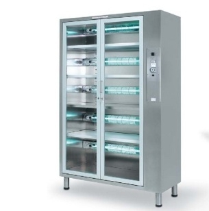 Медицинский бактерицидный шкаф из нержавеющей стали 13-FP249