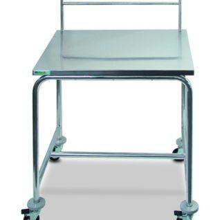 Медицинский инструментальный стол из нержавеющей стали 16-FP437 (Вариант 2)