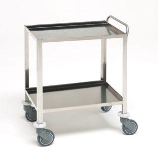Инструментальный медицинский стол 16-FP411 (Вариант 1)