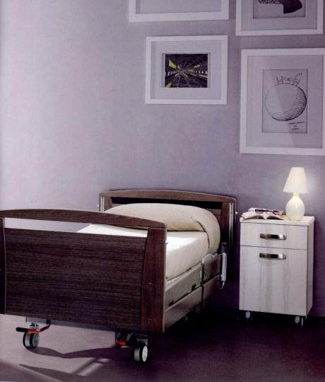 Медицинская мебель для санаториев и стационаров Melissa