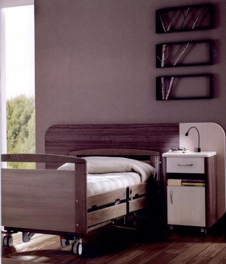 Медицинская мебель для санаториев и клиник Altea