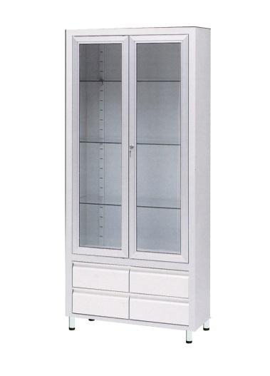 Медицинский шкаф для медикаментов и инструментов 13-FP242
