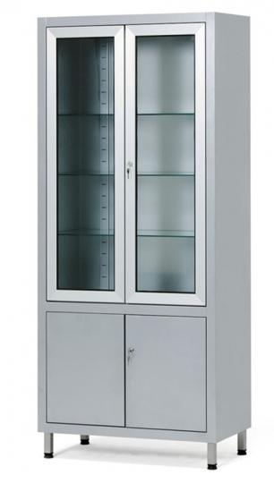 Медицинский шкаф для медикаментов и инструментов 13-FP246