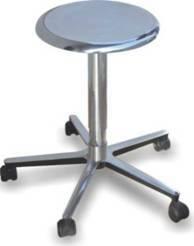 Медицинский функциональный стул на колесах L03-SD4320/RA (Вариант 2)