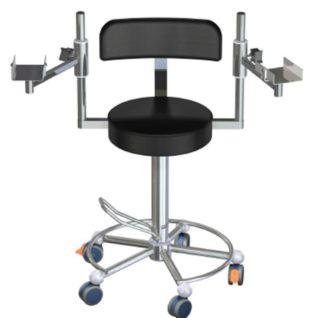 Медицинских хирургический стул L03-SD4545/RA (Вариант 2)